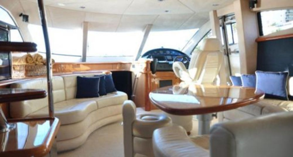 72ft Sunseeker Manhattan