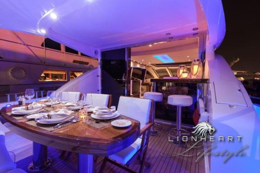 75 ft Lazzara LSX