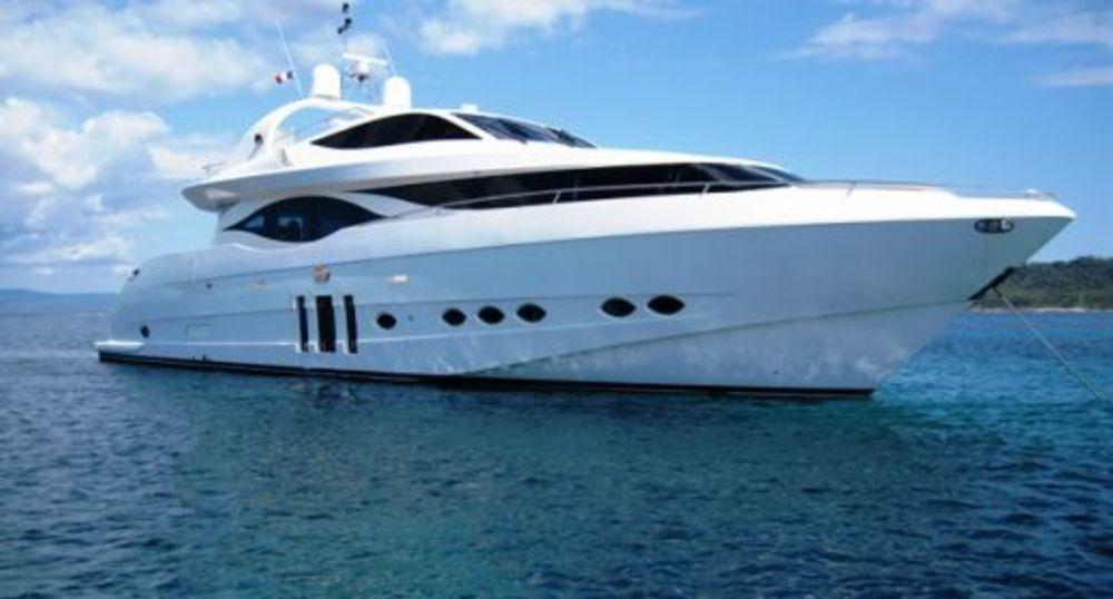 Eagle Yacht