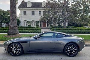 Aston Martin DB11 Rental