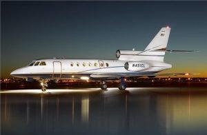 Falcon 50 Jet Rental