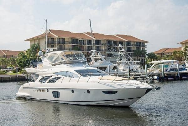 LA Marina Yacht Charters