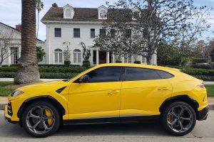 Lamborghini Urus Rental