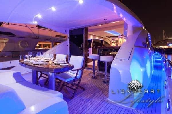 Party Yacht Rental LA