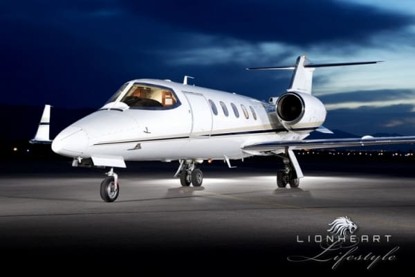 Private Jet Rental LA