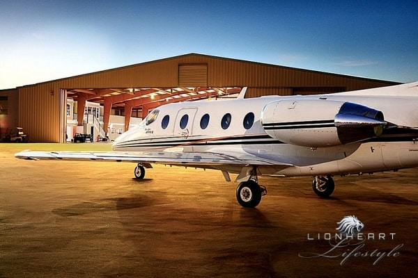 Private Jet Rentals For Photoshoots