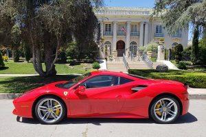 Rent A Ferrari 488