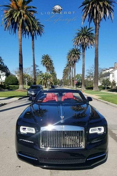 Rolls Royce Dawn Rental