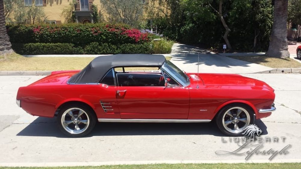 Classic Mustang Convertible