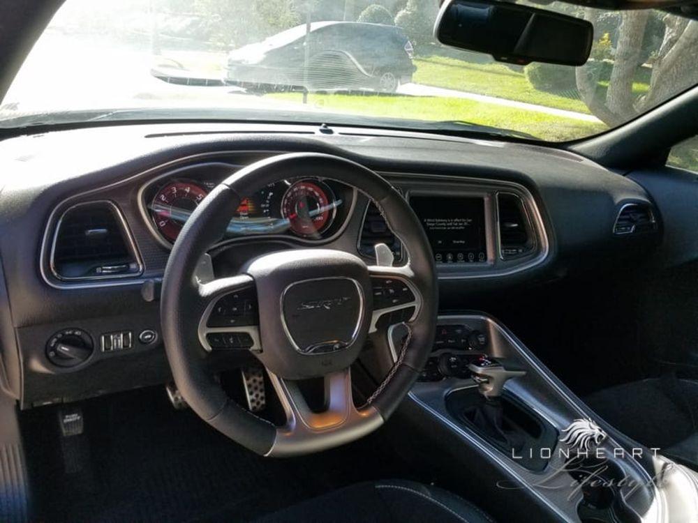 Dodge Hellcat SRT