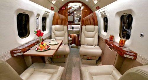 Business Jet Charters LA