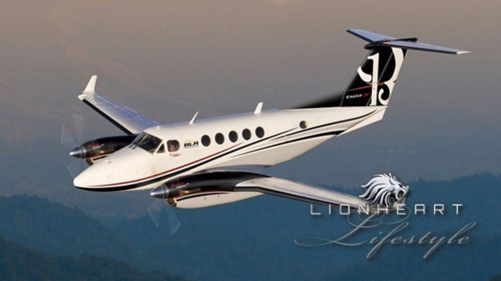 King Air 905