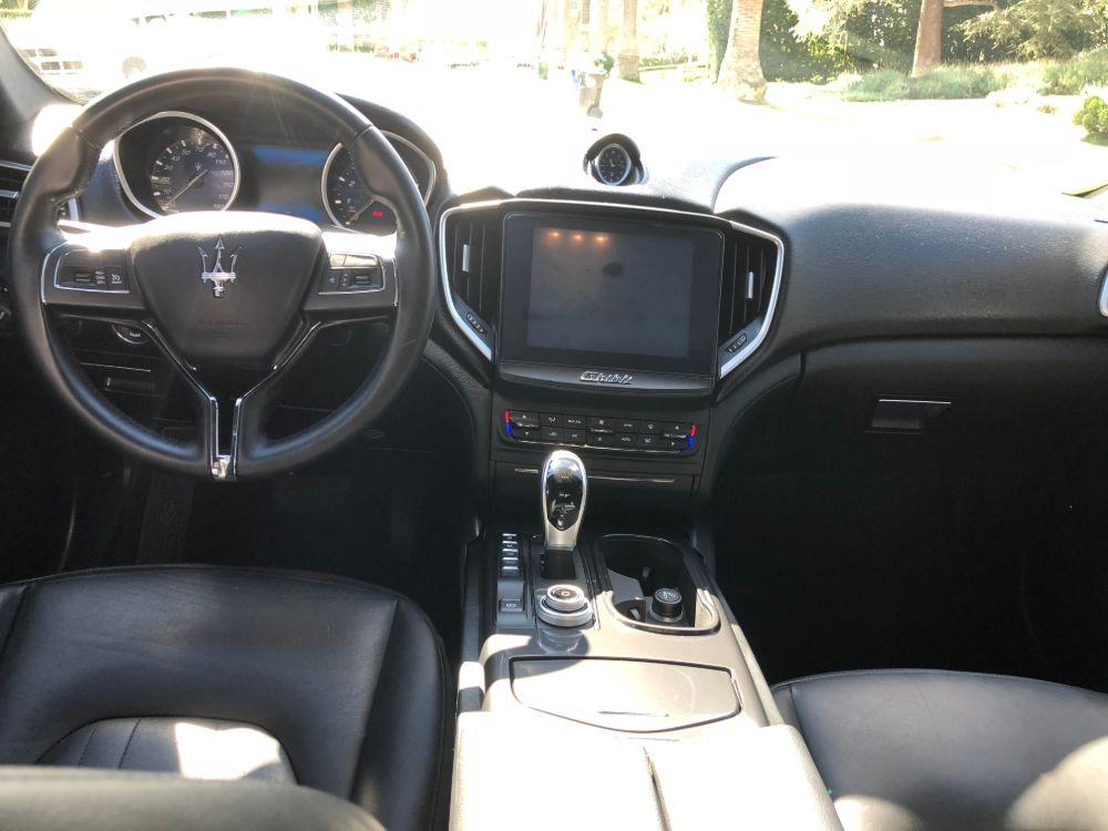 Maserati Ghibili