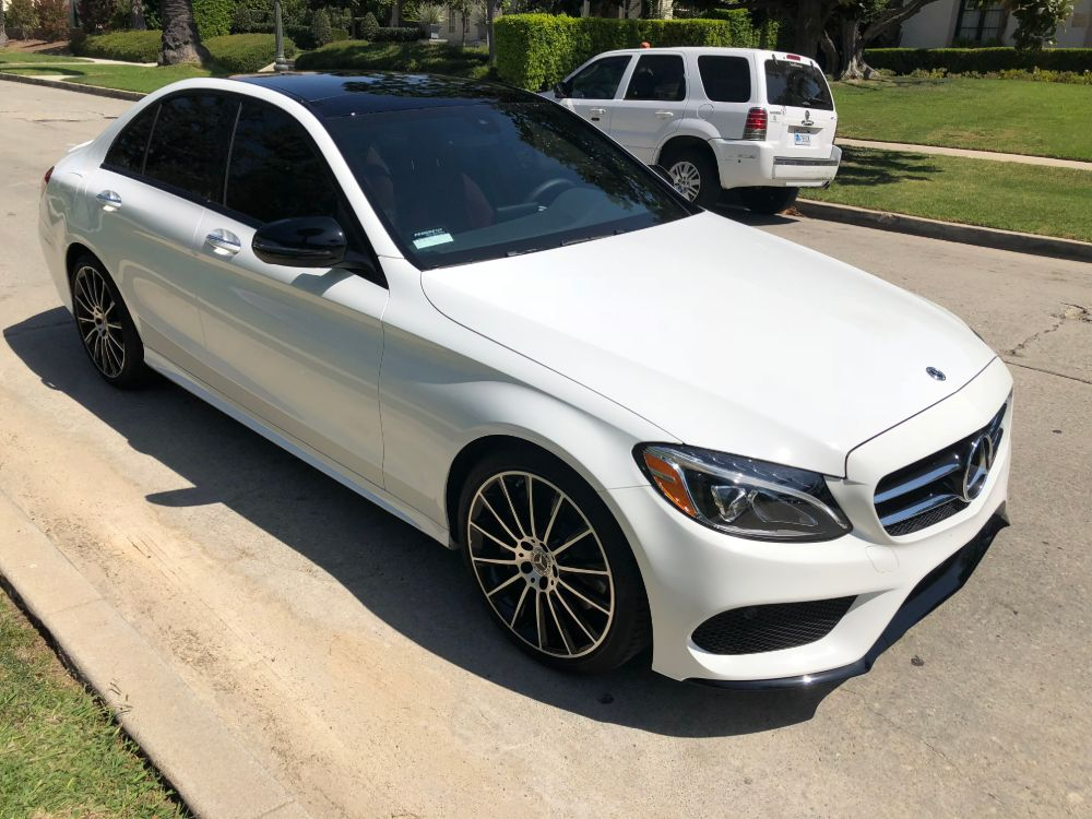 Mercedes Benz C300 Sedan