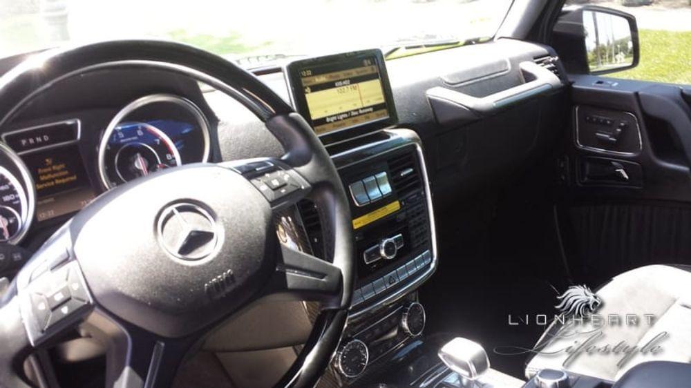 Mercedes Benz G63 AMG