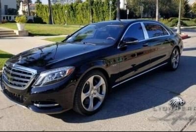Mercedes Benz Maybach S6001