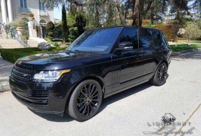 Range Rover HSE Black